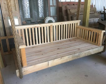 "Phillips ""Craftsman"" Bed Swing"