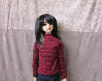 Sweater for BJD doll in SD, 1/3 size