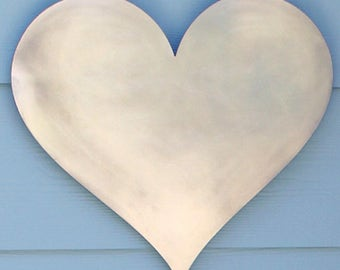 Metal heart | Etsy