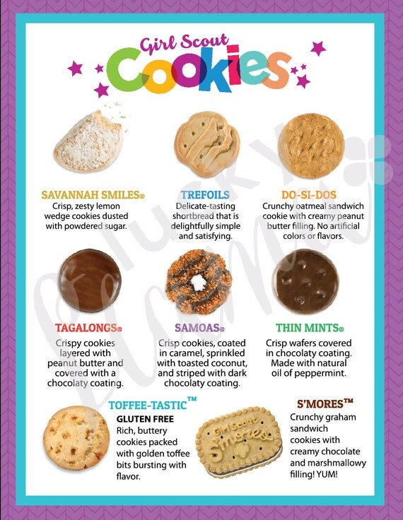 Girl Scout Cookies-CASE eBay