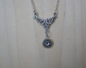 Choker Bullet Necklace