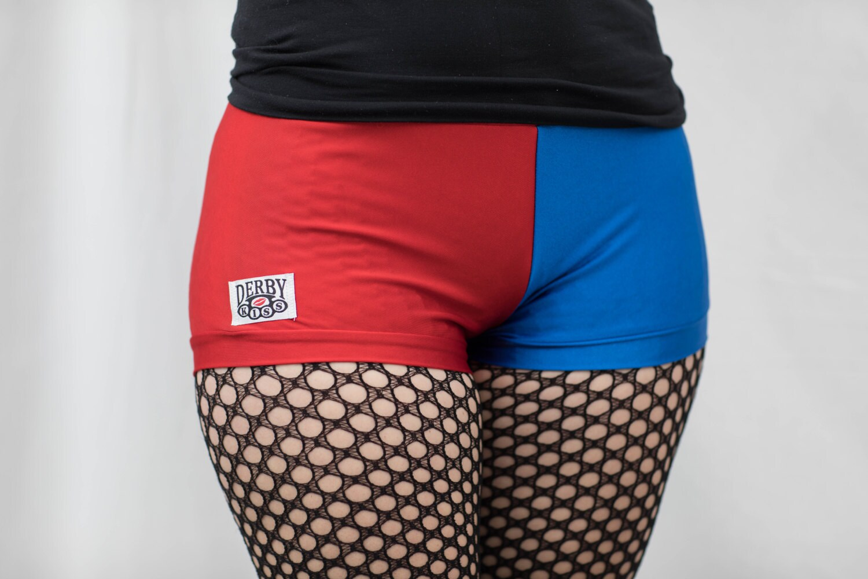 Harley quinn shorts | Etsy