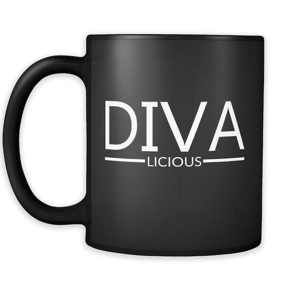 Diva Coffee Mug Best Gift Ideas For Women