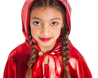 Little Red Riding Hood costume, Girls Costumes, Kids Costumes, Halloween Costumes, Toddler Costume, Girls Halloween Costume,Girls Cosplay.