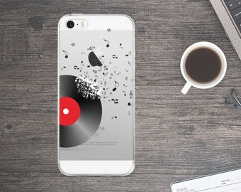 Vinyl iPhone Case. Vinyl iPhone 7 case. Vinyl iPhone 6 Case. Vinyl iPhone 5 Case.