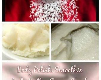 Brown Sugar Body Polish Smoothie | Body Butter Sugar Scrub