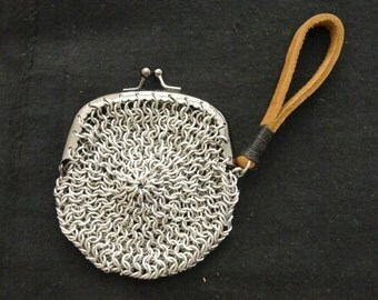 Chainmail Coin Purse