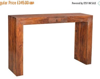 20% off this item Mangowood Console Table