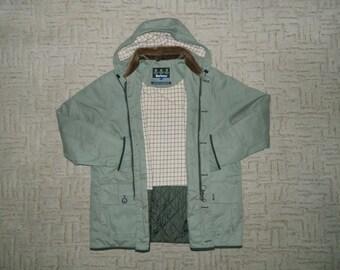 Waxed Cotton Jacket Etsy