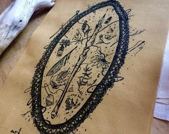 Art as a Process of Healing Patch