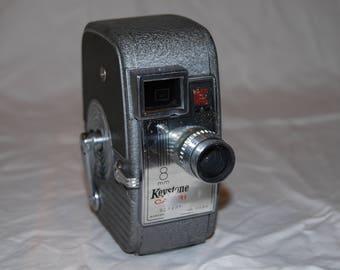 Keystone 8mm Movie Camera - 1950s