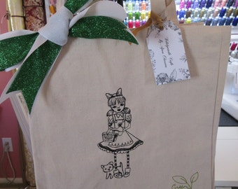 Shopping Tote Oz Dorothy & Toto