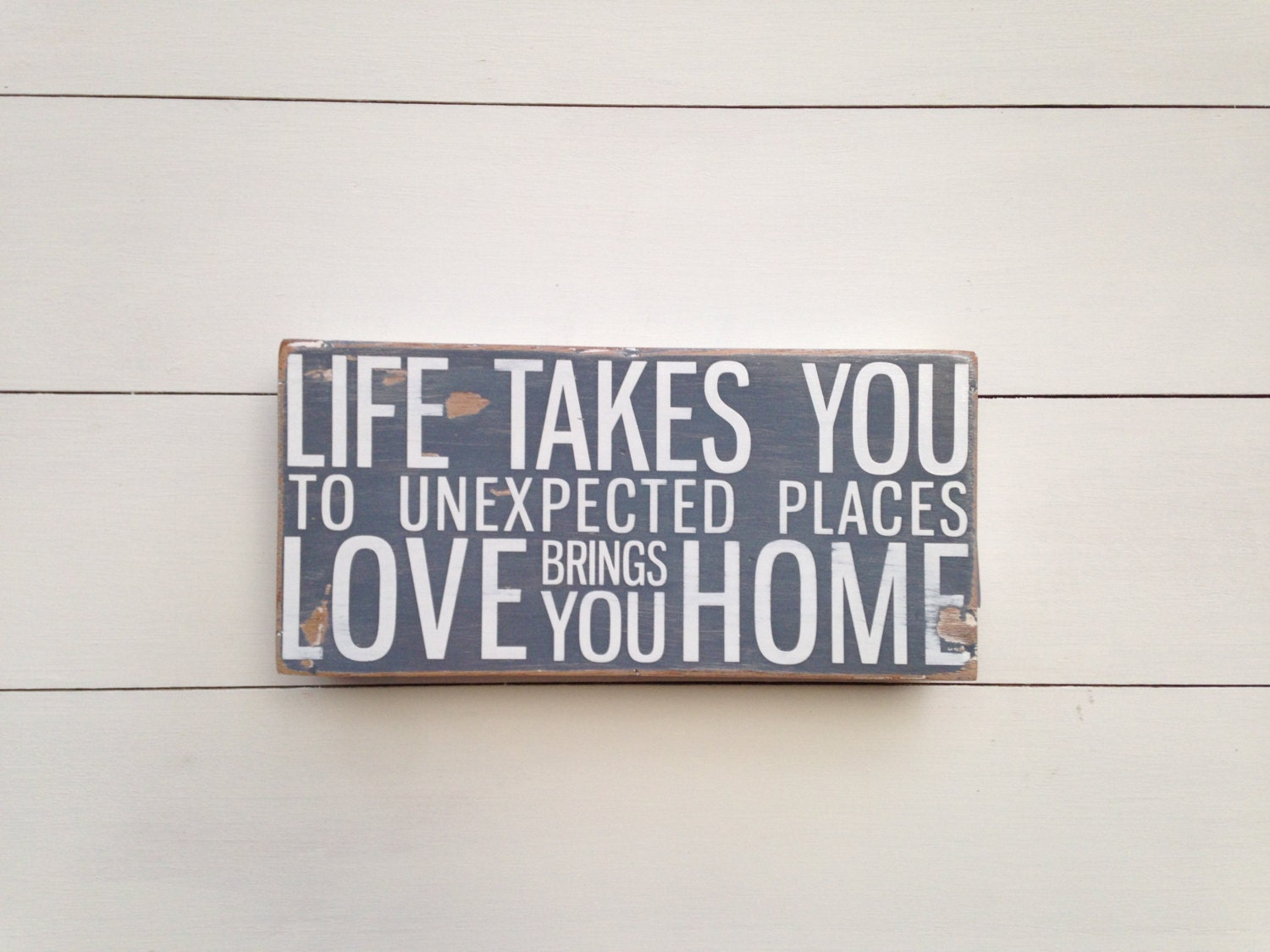Life Takes You To Unexpected Places Love By BellAndTheWhistle