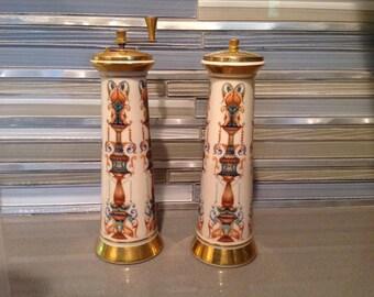 Lenox Lido Salt Shaker and Pepper Grinder