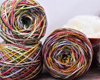 Agatha -Light on Abe All American Wool
