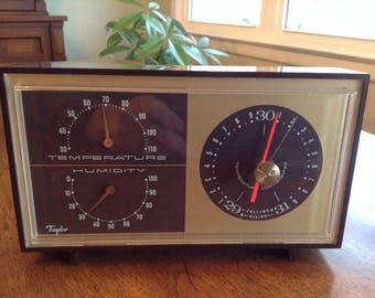 Mid Centruy Taylor Barometer/Weather Center