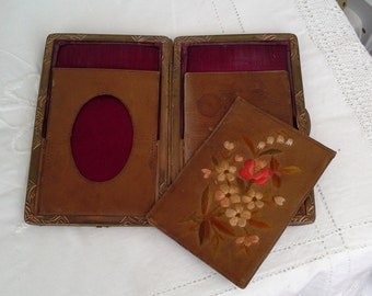 Victorian  Calling Card Case