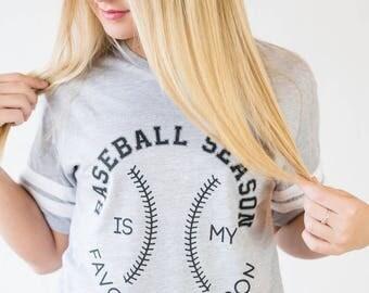 Baseball Season is my Favorite Season