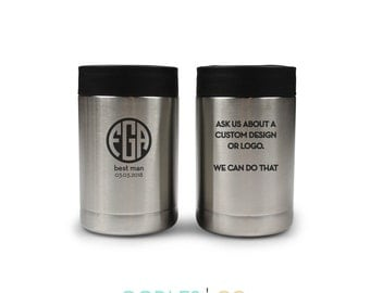 Bestman Gift | Qty 1 | Gift for Bestman | Gift Idea for Best Man | Better Yeti | Can Cooler | Beverage Cooler | Beverage Insulator