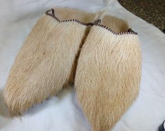 Moroccan shoes slippers BABOUCHE DE  CHEVRE