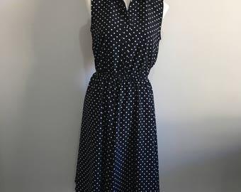 Pretty Polkadot Dress
