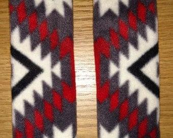 Native Fleece Seat Belt Pads Set of Two