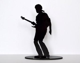 Jimi Hendrix statue, Jimi Hendrix souvenir, Jimi Hendrix, Jimi Hendrix rock star, Jimi Hendrix gift