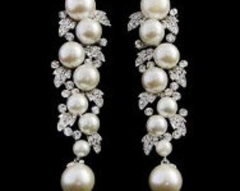 Starlet Pearl Earrings