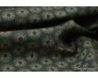 ZAZEN x50cm printed cotton Poplin fabric