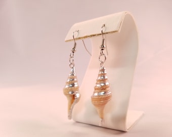 Shell Dangle Earrings