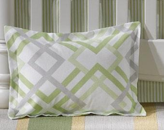 Kiwi Easton Baby Pillow Sham