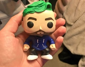 Jacksepticeye Funko Pop Custom