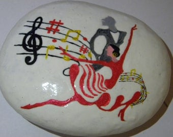 painted stone music