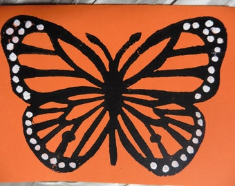 Monarch Butterfly (Gift Card).