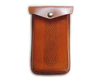 Tan Belt Case - Device Case
