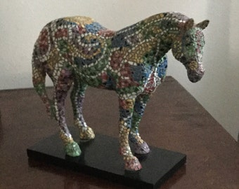 The Trail of Painted Ponies collectible horse.