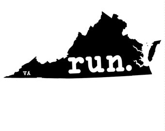 Run VA State Outline