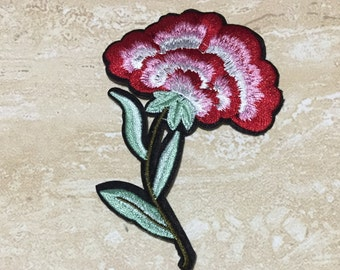 FLOWER Embroidery Patch Iron On