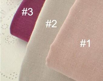 "Soft Cotton Fabric Lightweight Fabrics - 19.5"" x 47"" MT021"