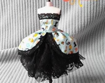 Pullip duchess Gyaru Kawaii Lolita dress