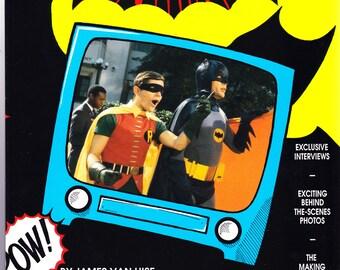 Batmania 1st Edition 1989 Paperback Batman TV Show Adam West