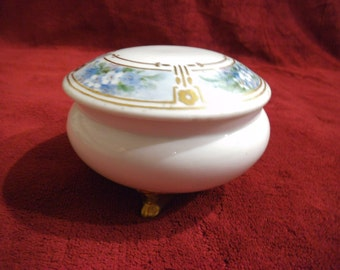 Bavaria - Vintage German Porcelain Box