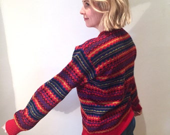 Vintage United Colors of Bennetton Sweater - 80s