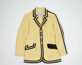 MOSCHINO - Cotton jacket