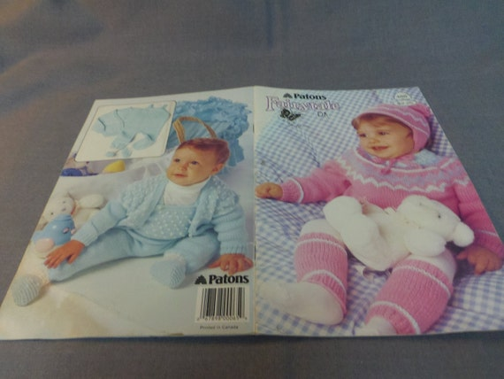 Knitting Pattern Baby Chest Sizes : Knitting Patterns Baby Infant Clothes Size Chest 16