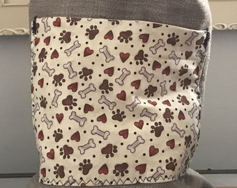 Clip on Doggie Day Bag
