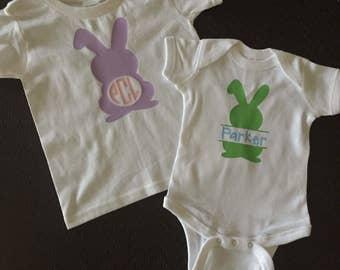 Personalized Bunny Attire