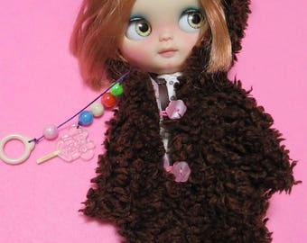 Blythe bear dress