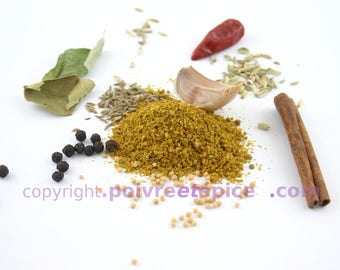 INDIAN CURRY, traditional old recipe