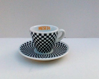 Cup and saucer a coffee set